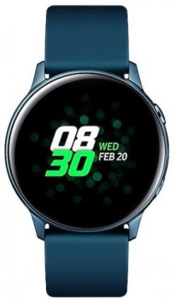 Samsung  Galaxy Watch Active tengerzöld okosóra (SM-R500NZGAXEH)