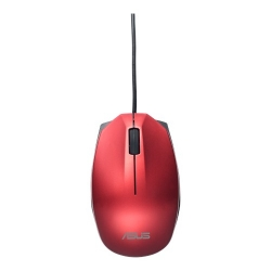 ASUS UT280 USB optikai piros egér (90XB01EN-BMU070)