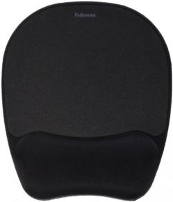 Fellowes Memory Foam csuklótámaszos fekete egérpad (9176501)
