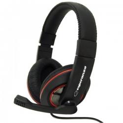 ESPERANZA SONATA mikrofonos sztereó fejhallgató (EH118)