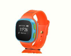 Huawei Kids Watch Orange okosóra + Ajándék Telenor MyMinute SIM