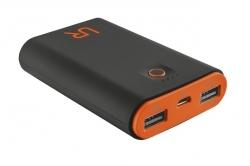 Trust Cinco 7800 Portable Charger fekete-narancs PowerBank (20494)