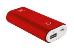 Trust Cinco  5200 Portable Charger piros-fehér PowerBank (20509)
