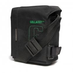 Golla SALMIAC  2011 ''S'' fekete kameratáska (G1018)