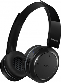 Panasonic RP-BTD5E-K bluetooth fekete mikrofonos fejhallgató (RP-BTD5E-K ... 461aafb616