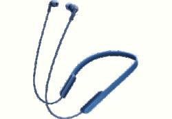 Sony MDR-XB70BTL kék bluetooth mikrofonos füllhallgató (MDRXB70BTL.CE7)