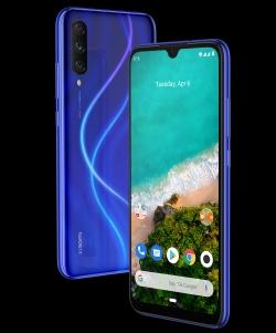 Xiaomi Mi A3 64 GB Kék okostelefon