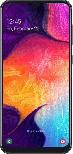 Samsung A505F Galaxy A50 Coral 128GB Dual Okostelefon (SM-A505FZOSXEH)
