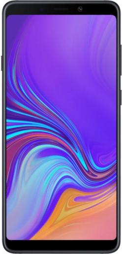 Samsung Galaxy A9 128GB 6GB RAM DS Fekete Okostelefon (SM-A920FZKDXEH)