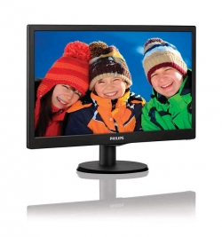 PHILIPS V-Line 193V5LSB2/10 18.5'' Led monitor