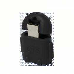 LogiLink USB micro USB OTG adapter fekete (AA0062)