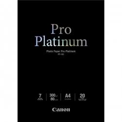 Canon Pro Platinum PT-101 A4 20 db-os fényes fotópapír (2768B016)