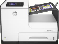 HP PageWide Pro 352dw nyomtató (J6U57B)