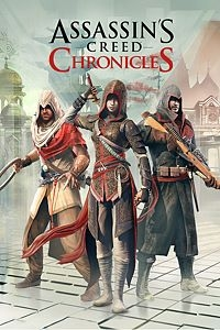 Assassin´s Creed Chronicles PS4 magyar felirat (2802872)