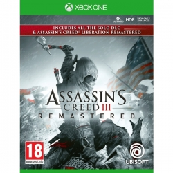 Assassin´s Creed III Remastered Xbox One