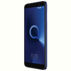 ALCATEL 3 X DS Metalic Blue Okostelefon (5058I-2BALE11)