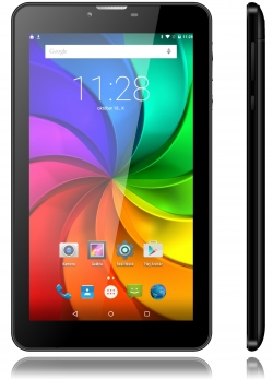 Alcor 7'' ACCESS 3G Dual SIM 8GB Fekete tablet (ALCORACCESSQ784S)