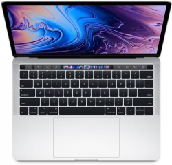 MacBook Pro 13'' Touch Bar i7 ezüst (MR9V2ZE/A/P1/R1)
