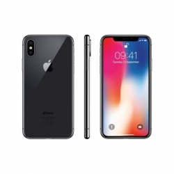 Apple Iphone X 64GB Asztroszürke - (MQAC2)