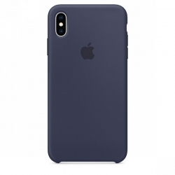 Apple iPhone XS Max szilikon hátlap (APPLE-MRWG2ZM-A)