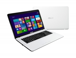 ASUS X751MJ-TY005T Fehér Notebook (90NB0822-M00870)