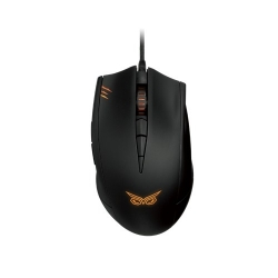 Asus Strix Claw Dark Gamer Egér