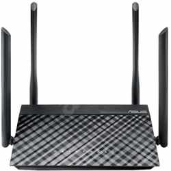 ASUS WIRELESS ROUTER RT-AC1200 DUAL-BAND