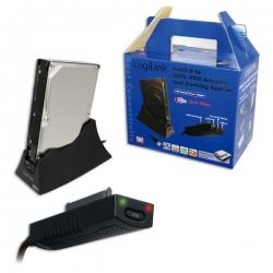 Logilink USB 3.0-ás SATA HDD dokkoló (AU0008B)