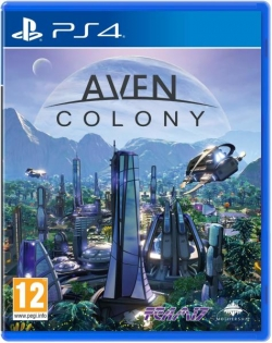 Aven Colony PS4 (2804455)