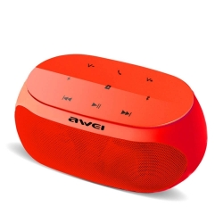 Y200 hordozható Bluetooth hangszóró Piros