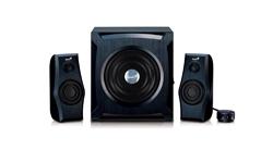 Genius SW-2.1 1800 Fekete Hangszóró (31731019100)