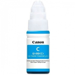 Canon GI-490C ciánkék tintapatron (0664C001)