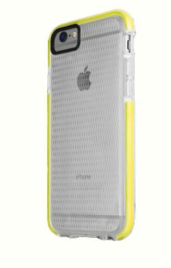 Trust 20928 átlátszó-sárga iPhone 6Plus/6 S Plus telefontok