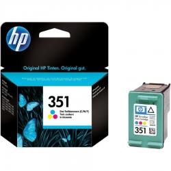 HP 351 színes tintapatron (CB337EE)