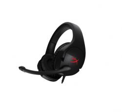 Kingston HyperX Cloud Stinger fekete-piros mikrofonos gamer fejhallgató (HX-HSCS-BK/EM)