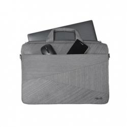 ASUS 15'' - Sleeve - Carry ARTEMIS - Szürke (BAG-15-ARTEMIS-SI)