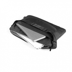 Modecom 15,6'' Logic Base Notebook Sleeve  - Fekete (FUT-LC-BASE-15-BLACK)