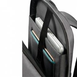 Samsonite / QIBYTE Laptop Backpack 15.6'' - Fekete (16N-009-005)