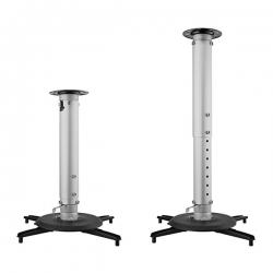 BenQ Projektor mennyezeti konzol, dönthető, forgatható, univerzális (táv:127-577mm, +-25fok, 360fok, 25kg)