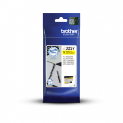 BROTHER TINTAPATRON LC3237Y, 1500 OLDAL, YELLOW