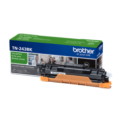 BROTHER TONER TN-243BK, STANDARD - 1.000 OLDAL (ISO/IEC 19798), FEKETE