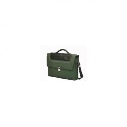 Samsonite SIDAHO BRIEFCASE 1 GUSSET 14.1'' olivazöld notebook táska (28V-004-001)