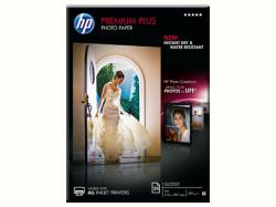 HP PREMIUM PLUS  A4 20 db-os fényes fotópapír (CR672A)