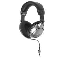 A4Tech HS-800 mikrofonos fejhallgató fekete-ezüst (A4TSLU41931)