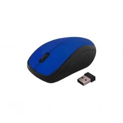 ART mouse wireless-optical USB AM-92D kék (MYART AM-92D)