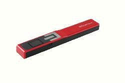 IRISCan Book 5 Hordozható Könyv szkenner piros (458740)