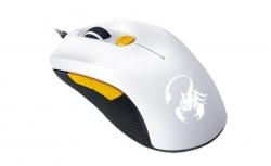 Genius Scorpion M6-460 USB optikai fehér gamer egér (31040063103)