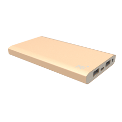 PQI Power Bank 12000CV arany (6ZB291215R001A)