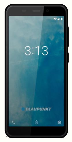 Blaupunkt SM 02 Dual Sim okostelefon fekete (SM 02 Black)