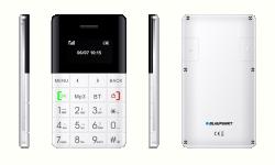 Blaupunkt FXS 01 Single Sim Molitelefon fehér (FXS 01 White)